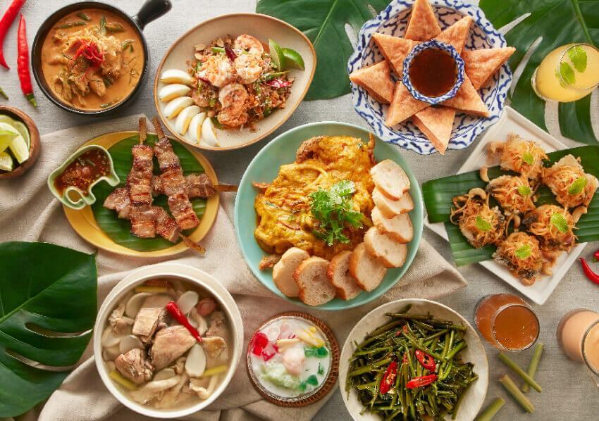 饗泰多泰式風格餐廳