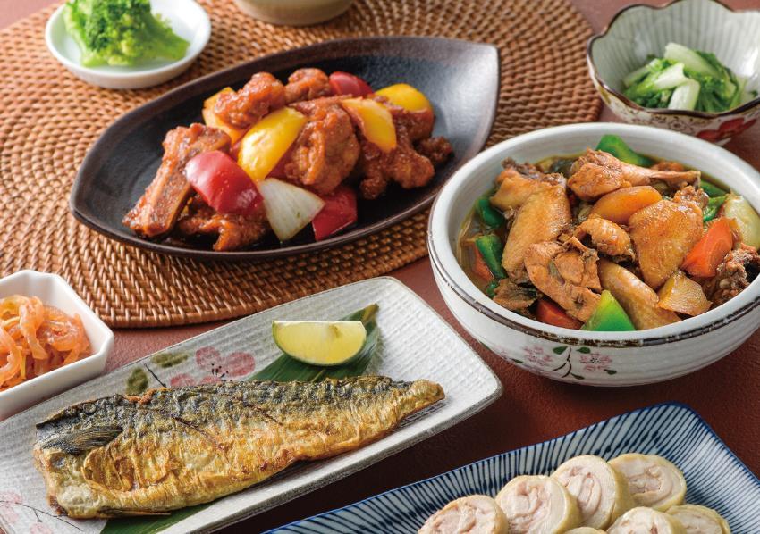 中式料理小侍郎家常飯館